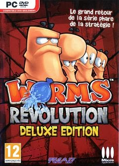 Torrent Super Compactado Worms Revolution Gold Edition PC
