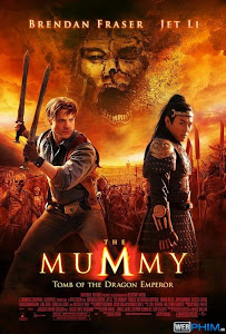 Xem Phim Lăng Mộ Tần Vương - The Mummy: Tomb of the Dragon Emperor