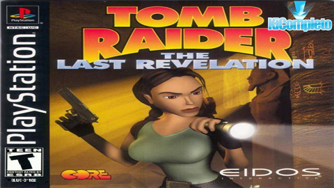 download Tomb Raider The Last Revelation PS1