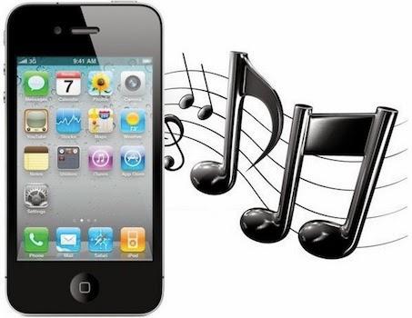 Convert nhạc chuông cho Iphone dạng M4R online