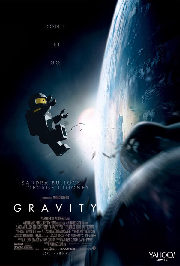 gravity lego