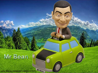 Mr Bean Cartoon Pictures