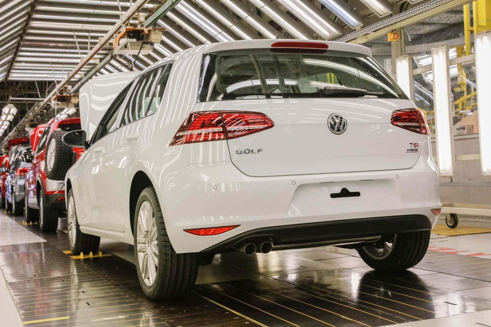 VW Golf TSI Flex 2016 - Preço