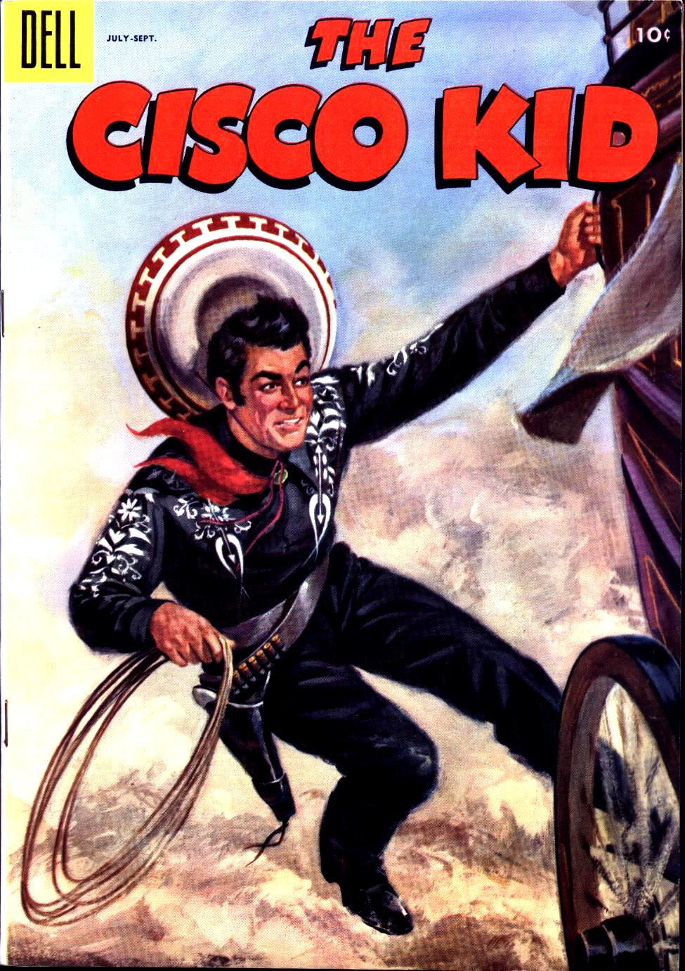 To My Knowledge The Cisco Kid Was First Television Series Filmed In Color Beginning 1950 This Is A Black And White Print Of Original Opening