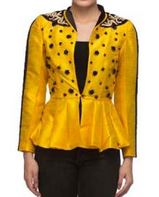 http://strandofsilk.com/vijay-balhara/product/womenswear/jackets/neon-yellow-embroidered-jacket