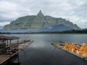 Danau Purba Borobudur - infolabel.blogspot.com