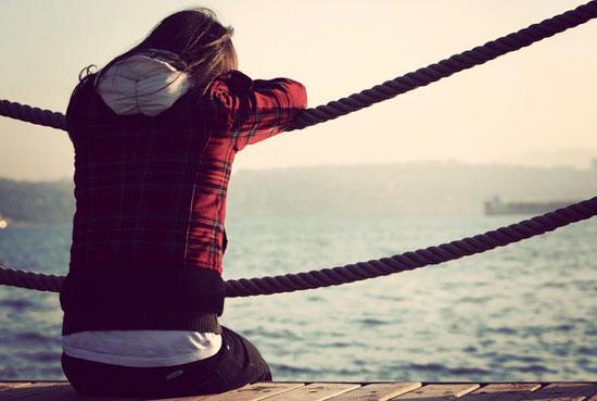 hình ảnh cô đơn nhất