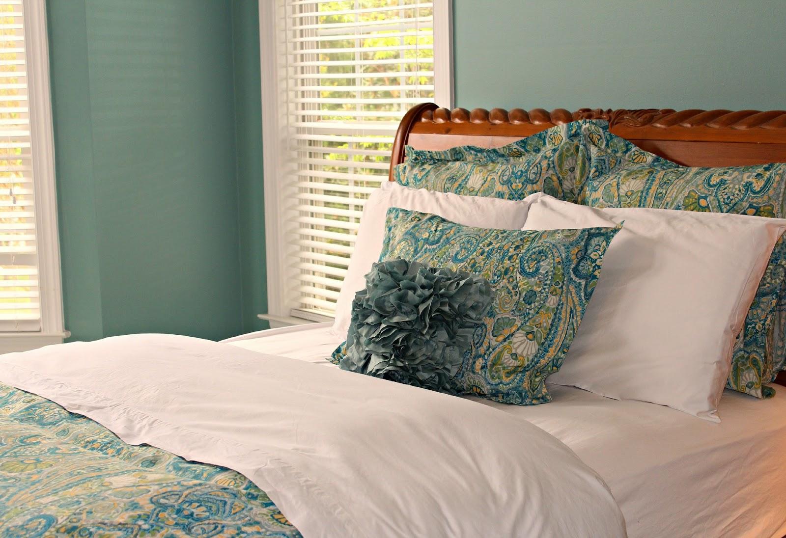 Paisley Bedroom Carolina On My Mind Master Bedroom Rosalie Paisley Bedding