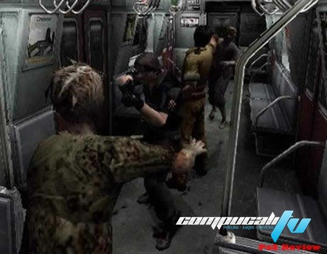 Resident Evil Outbreak PC Full Español