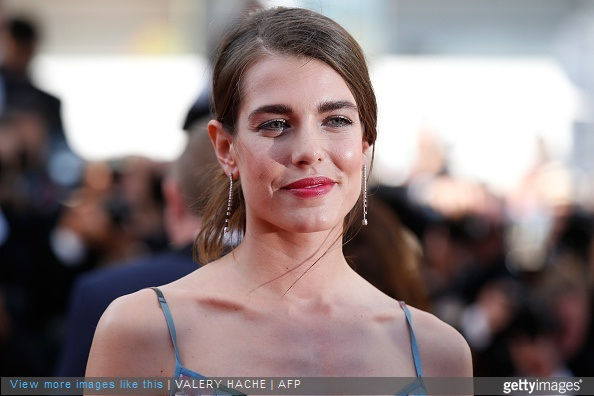 Charlotte Casiraghi from Monaco arrives for the screening of 'Carol' the 68th annual Cannes Film Festival, in Cannes, France, 17 May 2015. The movie is presented in the Official Competition of the festival which runs from 13 to 24 May.