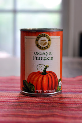 Canned Organic Pumpkin - Photo by Taste As You Go