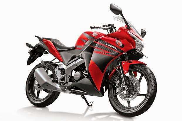 All New Honda CBR150R 2014
