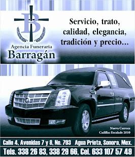 Funerales Barragan