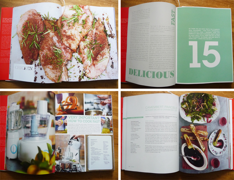 Book review jamies 15 minute meals by jamie oliver the graphic book review jamies 15 minute meals by jamie oliver forumfinder Image collections