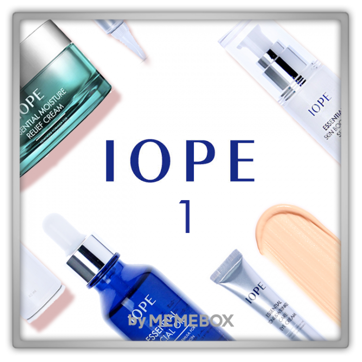 Memebox Superbox 47 IOPE Box 1 미미박스 Commercial #