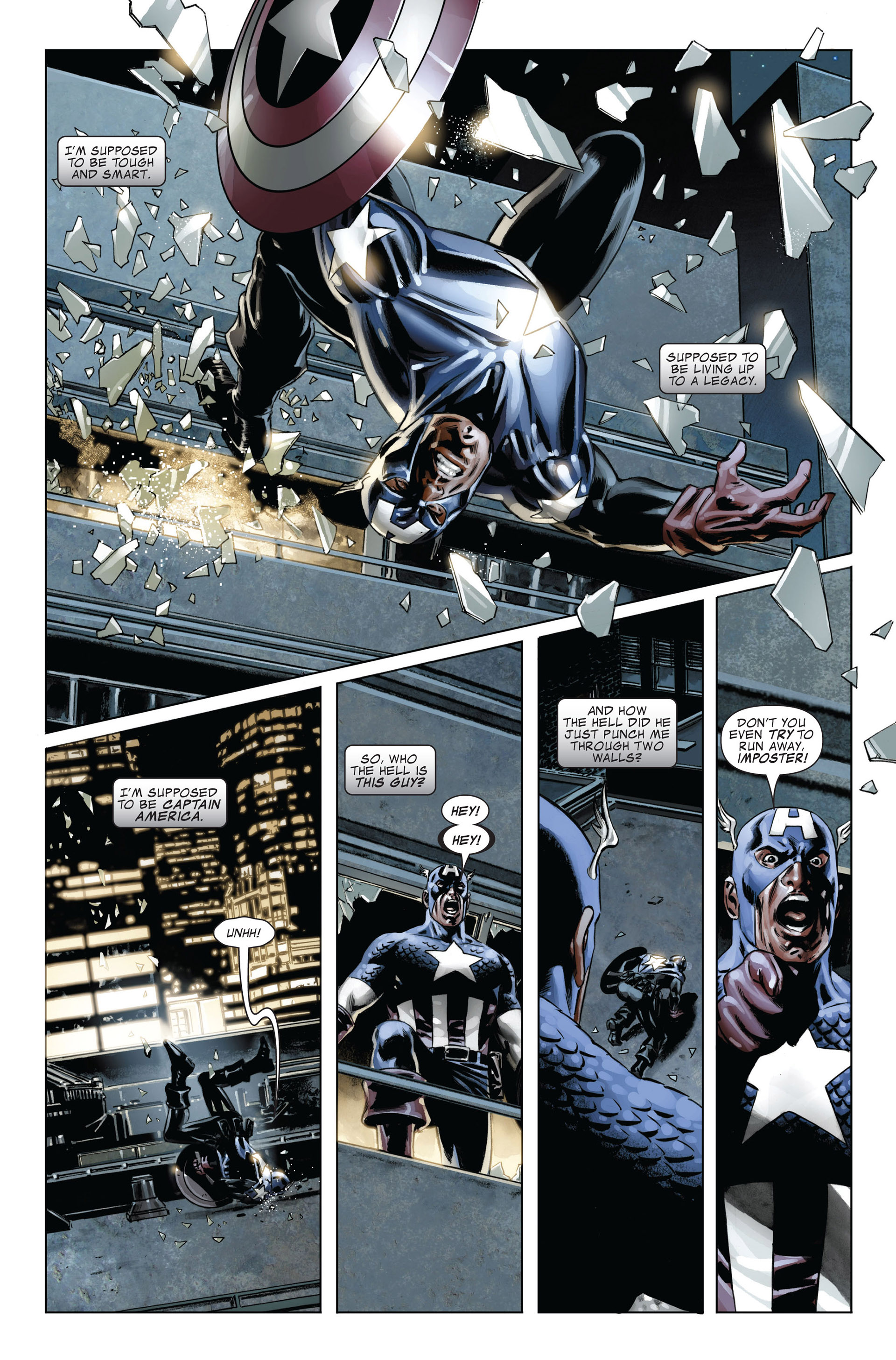 Captain America (2005) Issue #40 #40 - English 3