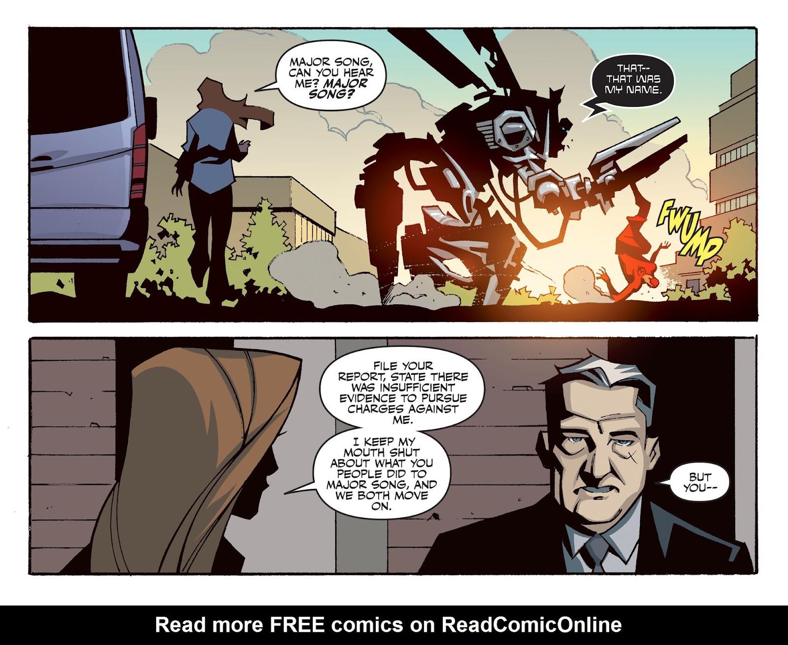 The Flash: Season Zero [I] Issue #19 #19 - English 18