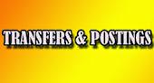 Transfer & Posting