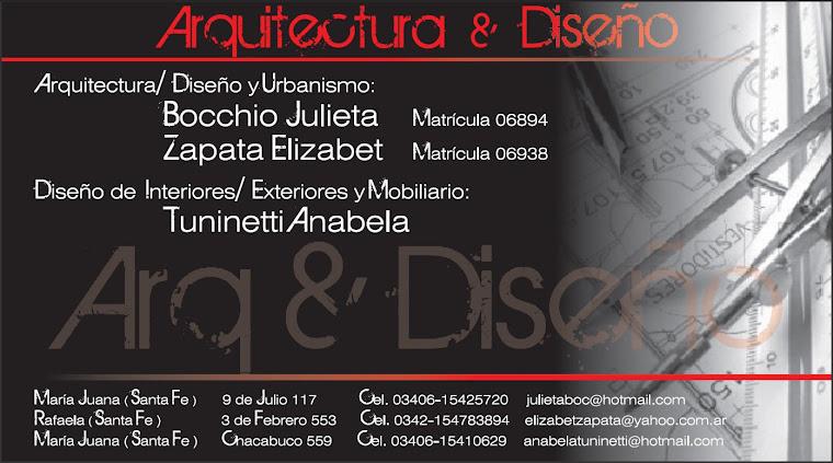 ESTUDIO DE Arquitectura & Diseño