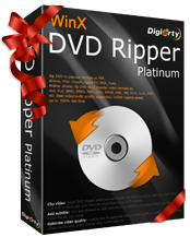 Free WinX DVD Ripper Platinum Software
