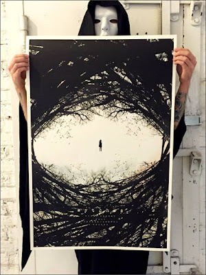 Wytches Screen Print by Jock & Secret Panel