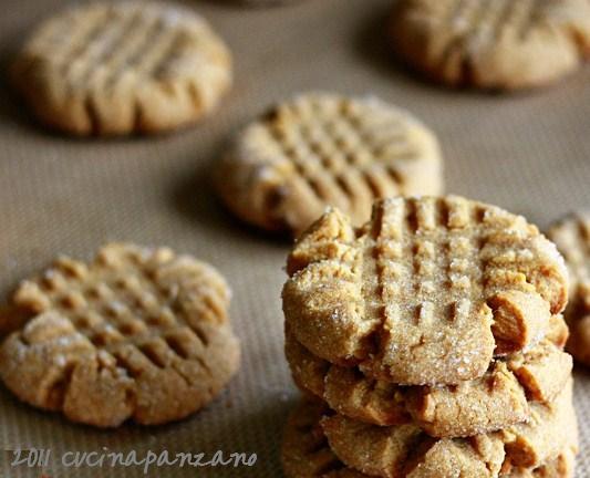 Cucina Panzano: Best Ever Peanut Butter Cookies