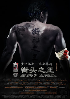 Ver online: The King of the Streets (2012)