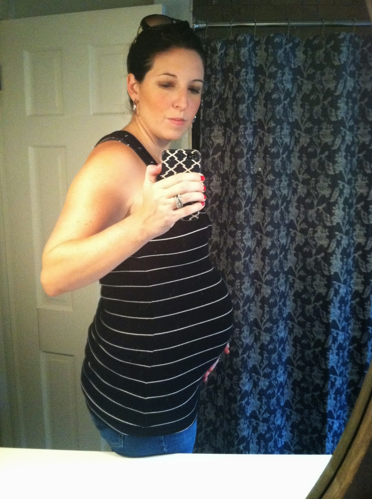 Earning Our Stripes: A Little Pregnancy Update {19 weeks}