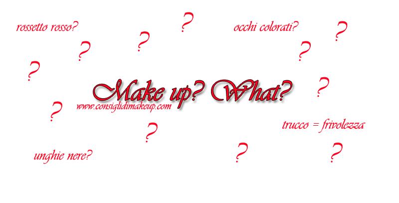 """Donne & Make Up, tutti i """"clichè"""" e le affermazioni dette da chi non si trucca!"""