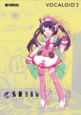 Vocaloid Tone Rion Moe Japan 2011