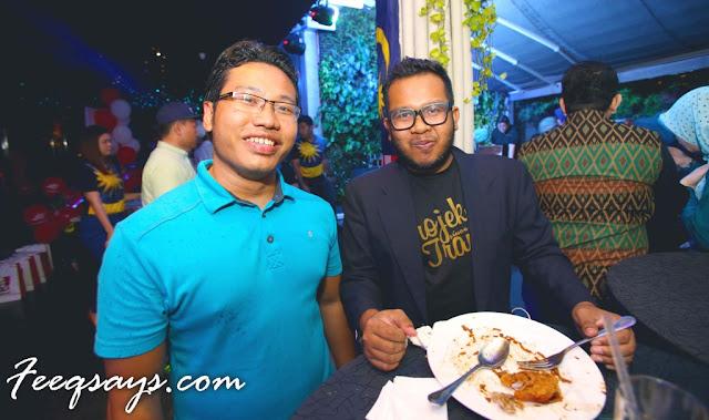 KFC DELIVERY PARTY #SEHATISEJIWA BERSAMA SCHAWAL