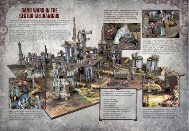 Previewing the Rules for Playing Necromunda in 3D