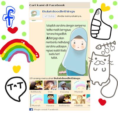 fanpage,comel,cute,FB,doodle