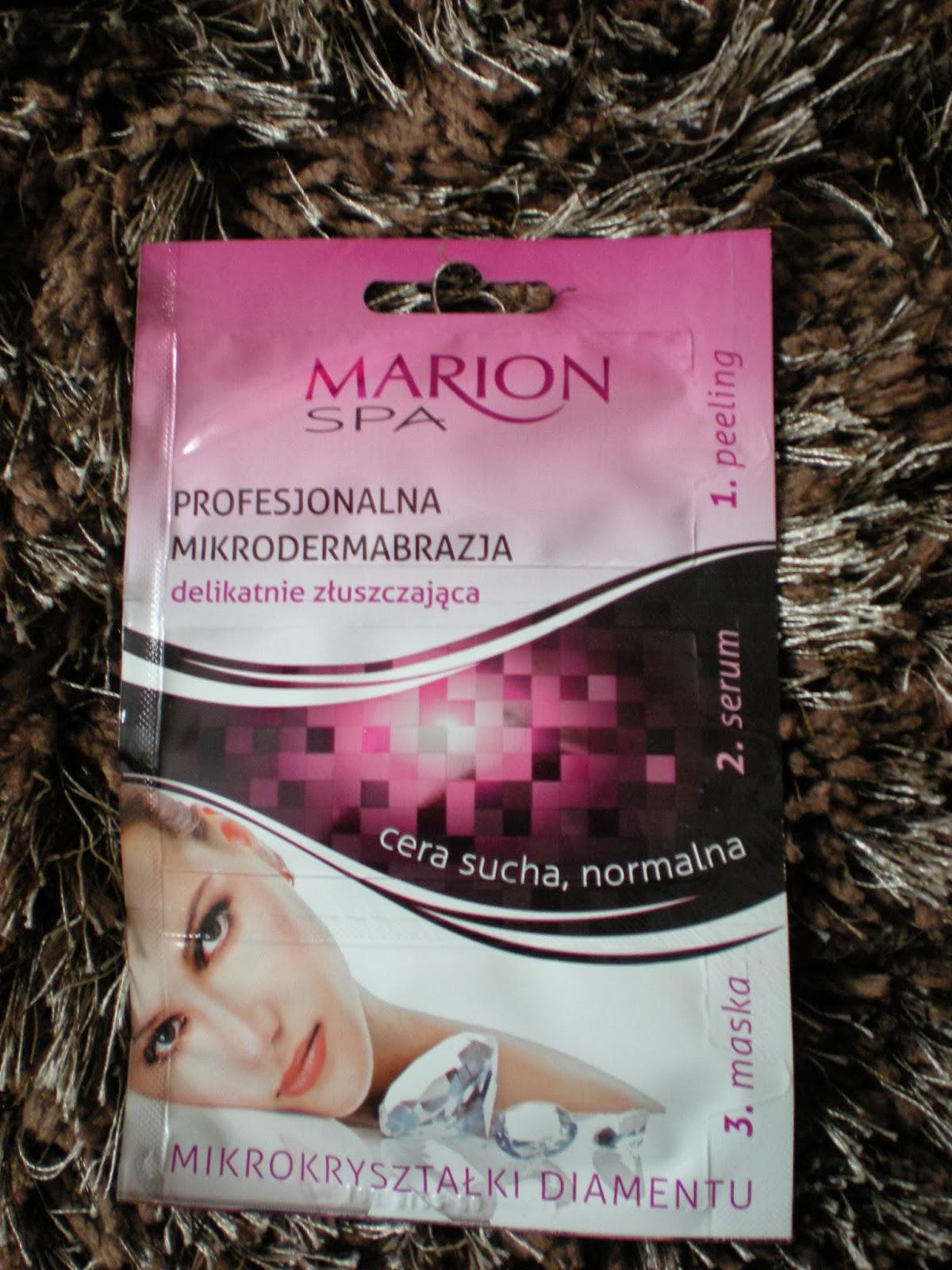 Mikrodermabrazja Marion - recenzja!