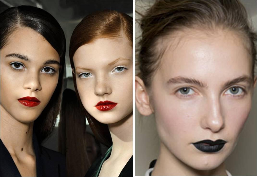 tendance maquillage autonne hiver 2013-2014