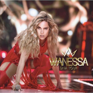 capa Download – Wanessa   DNA Tour – 2013
