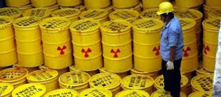 limbah, radiaktif, limbah radioaktif, bahaya zat radioaktif