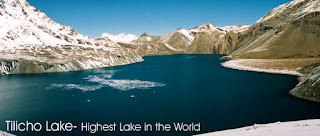 Tilicho+Lake+highest+lake+in+the+world+Nepal+travel