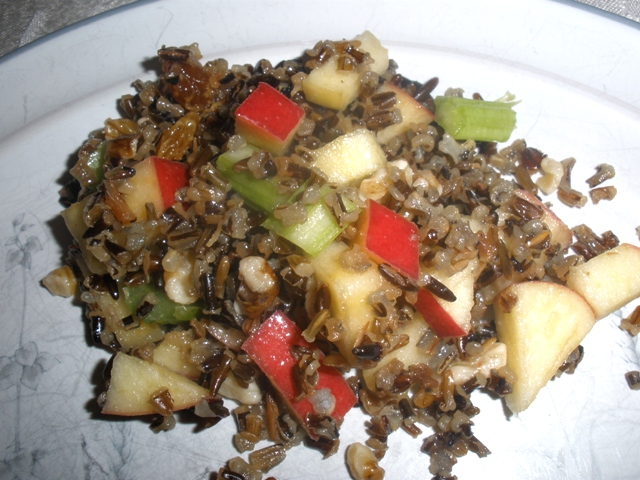 wild rice chutney salad jpg potato and wild rice salad salad with wild ...