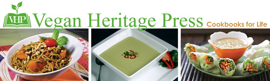 Vegan Heritage Press Blog