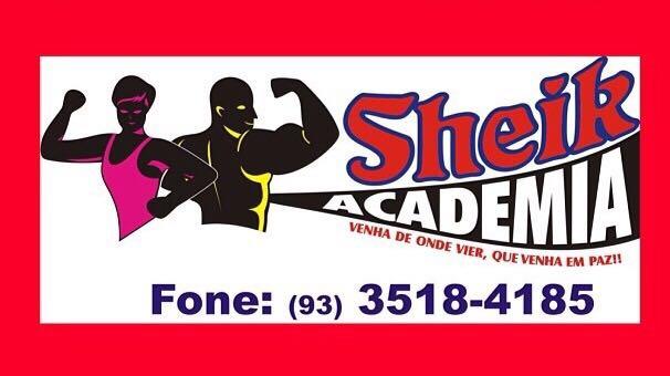 Sheik academia, Venha de onde vier, que venha em paz!!!