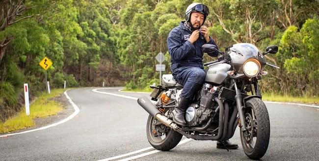 Yamaha XJR1300 2015 Test