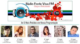 (DESTAQUE) Rádio Fonte Viva FM