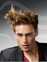 messy hair image