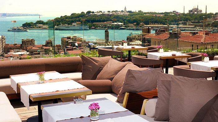 Georges Hotel Galata – Istanbul