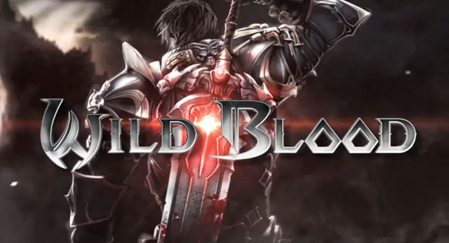 Wild Blood vdeo lanzamiento