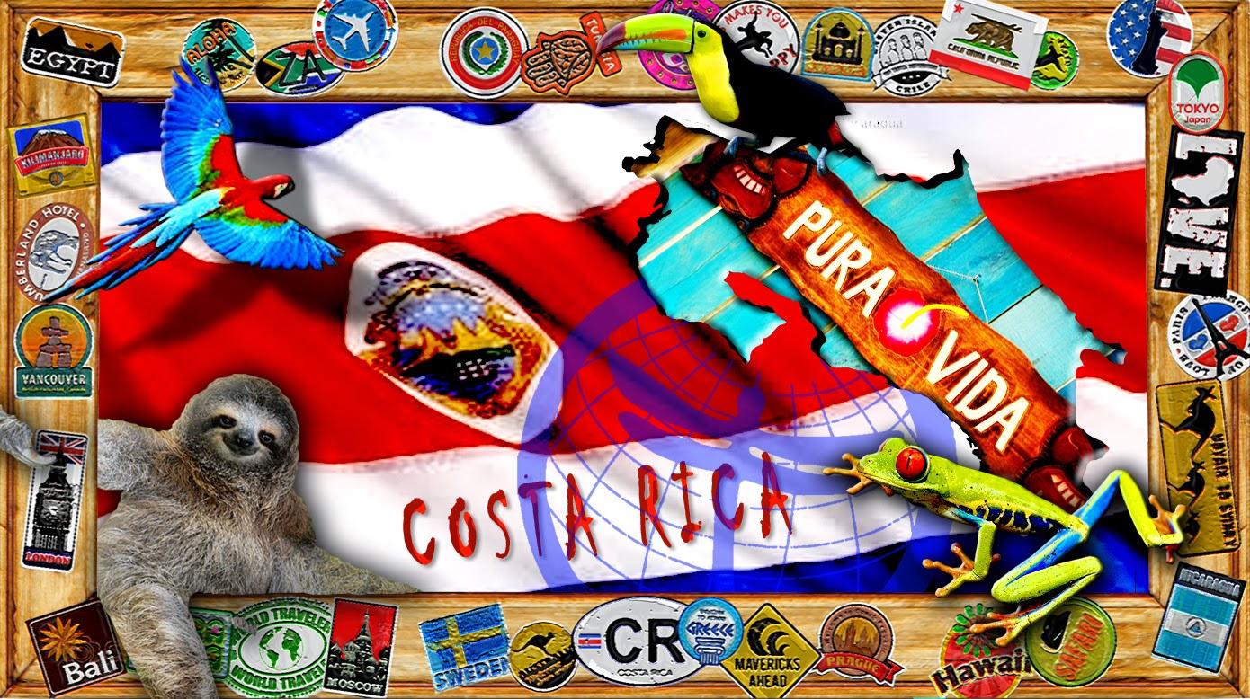 Información para organizar tu ruta por Costa Rica