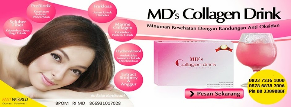 MD'S COLLAGEN DRINK
