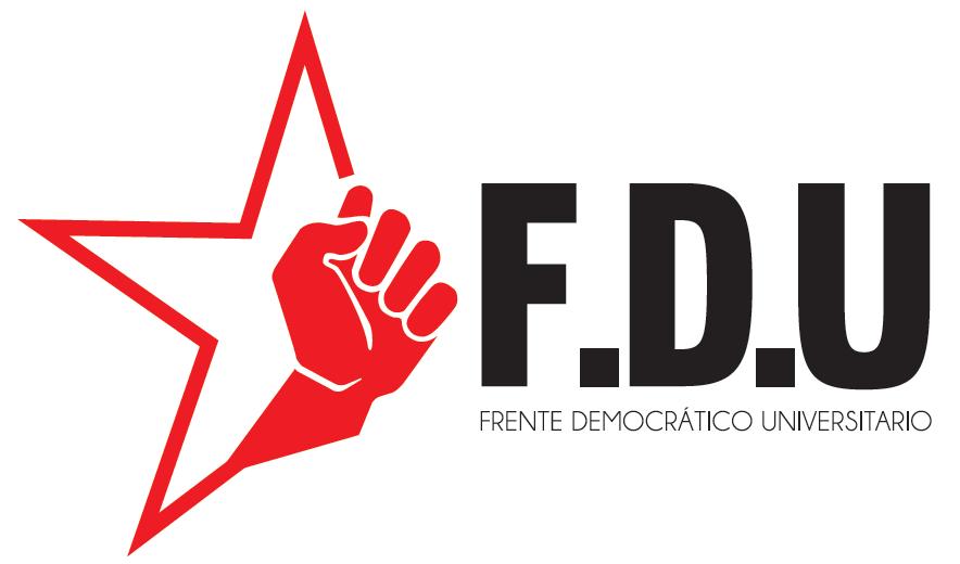 FRENTE DEMOCRÁTICO UNIVERSITARIO.