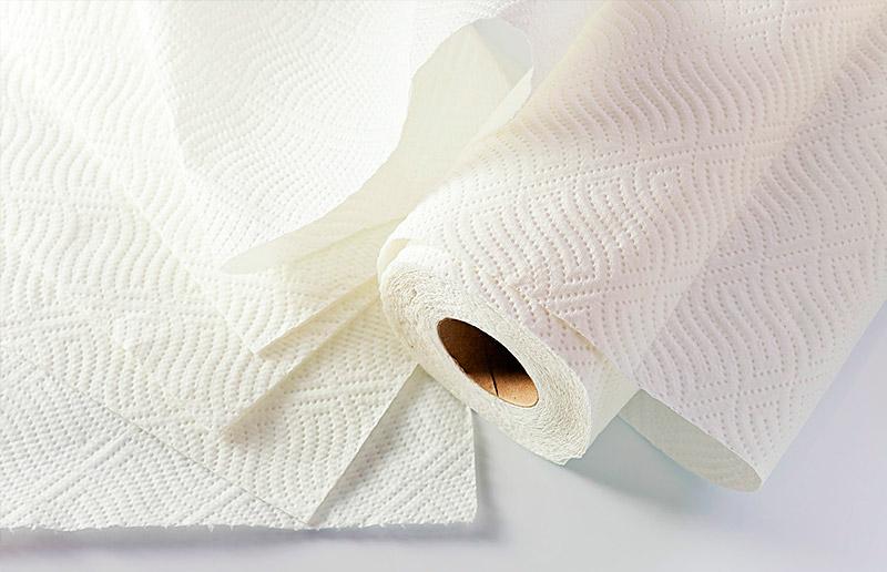 Papel toalha: conheça usos criativos